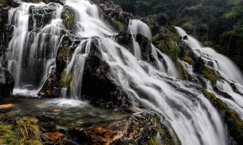 Snowdon Cascade