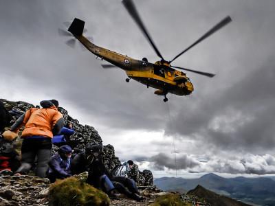 Snowdon Mountain Rescue