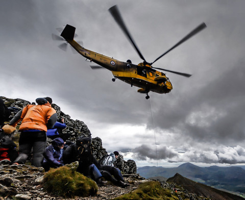 Snowdon Mountain Rescue