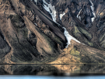 Fjallabak Nature Reserve Detail
